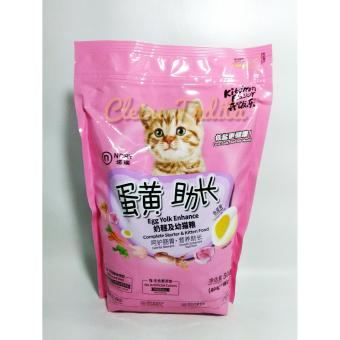 makanan kucing nory kitten 500 grm