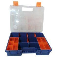 Maspion Tool Box Kotak perkakas 2823 - Biru