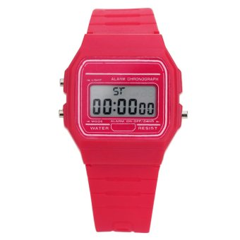 SKMEI merek menonton 1184 wanita kuarsa Fashion Casua Waterproof sederhana mewah jam tangan .