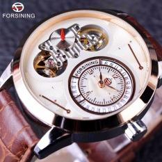 Mens Watch Top Brand Luxury Calendar Automatic Wrist Watch Small Dial Fashion Display