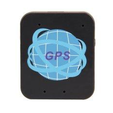 Mini Car Vehicle GPS / GPRS / GSM Tracker Anti-theft System Personal Locator - Intl