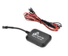 Mini GPS GPRS GSM Tracker SMS Network Bike Vehicle Car Motorcycle Monitor GPS Locator - Intl