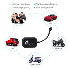 Mobil sepeda motor GPS pelacak kendaraan global real-time pencari 4 band Anti-Pencurian