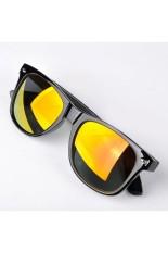 Moonar keren perlindungan sinar UV penerbang kacamata hitam (3)