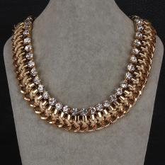 N050-D Fashion Necklaces For Women Fashion Big Star Metal Necklaces (Intl)