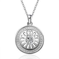 N692 Fashion Popular Chain Necklace Jewelry Aksesoris Kalung Lapis Emas 18K