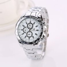 New Arrive Fashion Luxury Wristwatch Men Electronics Quartz Watch (Intl)