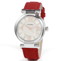 New Fashion Watch Women Watch Leather Band Luxury Casual Watch Japan Movement Top Quality Lady (Intl)