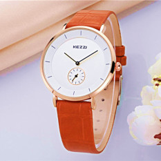 New Korea Style Simple Pointer His-and-hers Waterproof Watch
