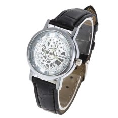 New Lovers Famous Brand Hollow Luxury Fashion Casual Watch White Women (Intl)