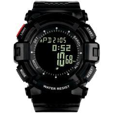 NorthEdge Warrior Black Watch   Jam Tangan Sport Murah (Black)