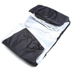 Nylon Waterproof UV Protective Motorcycle Cover with Storage Bag - intl