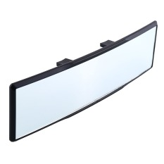 OEM 270mm Car Care Interior Rearview Convex Curve Face Wide Rear View Mirror Clip On