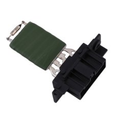 OEM Heater Blower Motor Fan Resistor For Fiat Grande Punto 55702407 Regulator