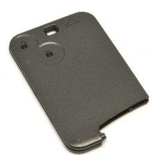 OEM New 1.2 Button Smart Remote Key Keyless Fob Case For Renault Black Repair (Intl)
