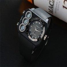 OHSEN AD1503 Men LED Sport Casual Watch Wristwatch