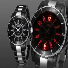 OHSEN FG0736 Men LED Fashion Wrist Watch (Intl)