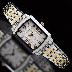 Ooplm Chi Square Between The Genuine West Westchi Fashion Golden Lady Square Quartz Watch W6126L (1 X Women Watch)