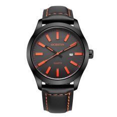 Ooplm Taobao Burst Fashion Leather Waterproof Watch Men Luminous Quartz Calendar Wholesale Manufacturers On Behalf Of