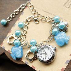 Free Shipping Wholesale Dropship 2013 Hot Sale Russia New Fashion Bangle Ladies' Quartz Watches (Intl)