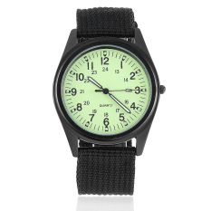 ORKINA P104 Men's Military Style Fashionable Watches with Luminous Pointer - Luminous Green + Black