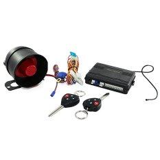 OTOmobil Alarm Mobil Premium Set Komplit Kunci Remote Control - IN-FNA-005
