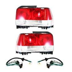 Otomobil Stop Lamp Tail Lights Isuzu Panther Pickup Dynasaur Kristal Source · Reflector Toyota Corona 1992 1995 St191 Kristal Su Ty 11 02 135 14 02 117 Set