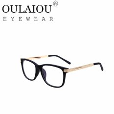 Oulaiou Fashion Accessories Anti fatigue Trendy Eyewear Reading Glasses OJ725 intl