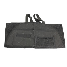 P4PM Car Auto Back Seat Organizer Bags Assorted Bag Pocket Black (Intl)