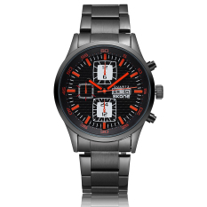 Perfect Watch exclusive supply skone brand explosion models male table double calendar fashion watch