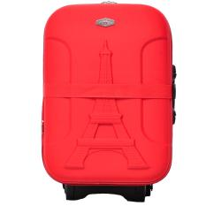 Polo Team Tas Koper Expander 2 Roda size 20 inch Gratis Pengiriman JABODETABEK - 936 - Merah