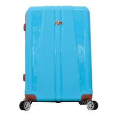 Polo Team Tas Koper Hardcase EXPANDER & TSA Lock Size 24 inch 808 - Biru