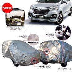 Premium Body Cover Mobil Impreza Avanza/Xenia - Gray