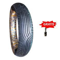 Primaax SK 19 Dark Beast 120/80-17 Ban Motor Tubeless [ Free Pentil Tubeless ]