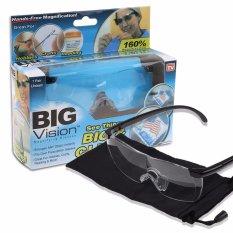 Pro Big Vision Magnifying Presbyopic Glasses Eyewear Reading 160% Magnification - intl