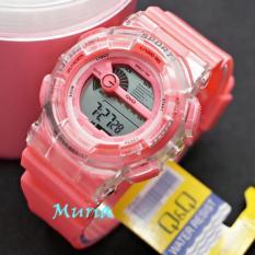 Q&Q jam tangan pria&wanita QMoe121a terbaru
