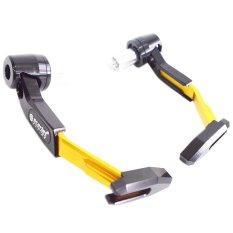 Rajamotor Aksesoris Motor Decker Handguard Proguard Cnc Emas Hitam Source · RajaMotor Aksesoris Motor Scarlet Decker