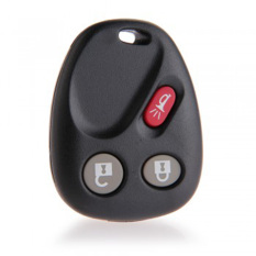 Replacement Entry Remote Key Fob Shell Case Housing For 02-09 Chevy Trailblazer (Intl)