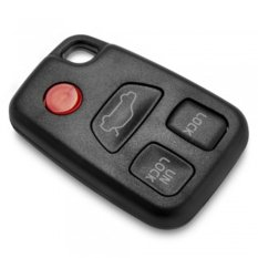 Replacement Keyless Entry Remote Key Fob Shell Case 4 Button For Volvo C7.1998 (Intl)