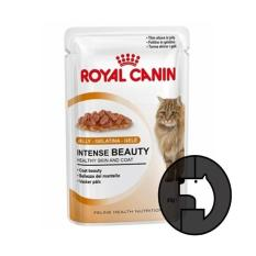 royal canin 85 gr cat intense beauty jelly