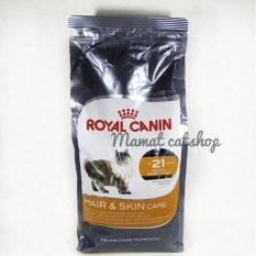 Royal Canin Hair and Skin Makanan kucing freshpack 400 gram