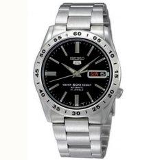 Seiko 5 Automatic - Jam Tangan Pria - Silver - Stainless Steel - 10EKNS-V