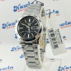 Seiko 5 Ladies SYMG39K1 Automatic Black Dial   jam Wanita SYMG39