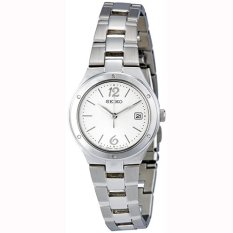 Seiko - Jam Tangan Wanita - Silver - Stainless Steel - SXDC47