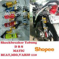 Shockbreaker Tabung Matic Dbs Beat Dan Vario 110old mio sporty