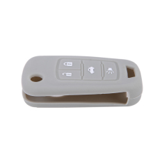 Silicone Car Remote Fob Key Case Cover For Fr New Regal New Lacrosse 4 Button