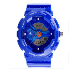 SKMEI 0929 Unisex Sport LED Digital Rubber Strap Quartz Wristwatch
