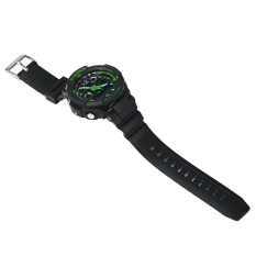 Skmei 0931 Green LED Military Double Movts Watch (Intl)