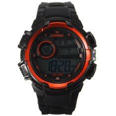 Skmei 1113 Men's Sport Digital LED Wrist Watch (Intl)