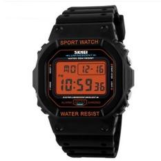 SKMEI 1134 Men Sport LED Digital Waterproof Wrist Watch (Intl)